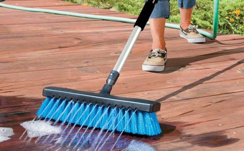 deck maintenance rules