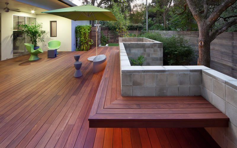 right deck for your backyard