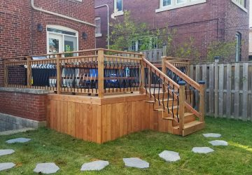 custom deck builder toronto