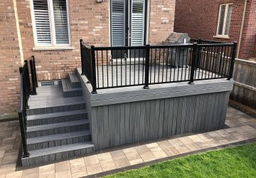 deck builder toronto Composite Decking